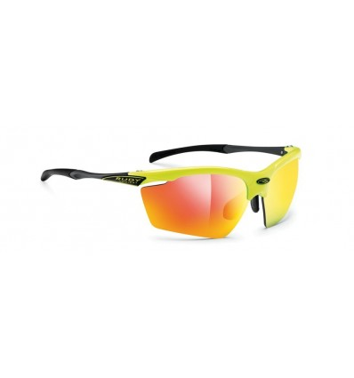 Rudy Project Agon prillid - yellow fluo (multilaser orange)