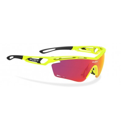 Rudy Project Tralyx prillid - yellow fluo G (multilaser orange)