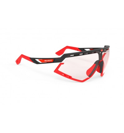 Rudy Project Defender fotokroomsed prillid - black matte/red (ImpactX 2 Red)