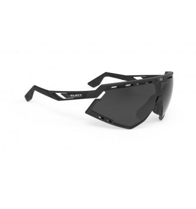 Rudy Project Defender prillid - black matte/black (Smoke Black)