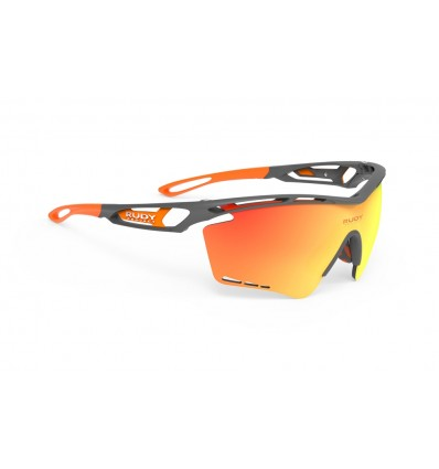 Rudy Project Tralyx XL prillid - pyombo matte (multilaser orange)