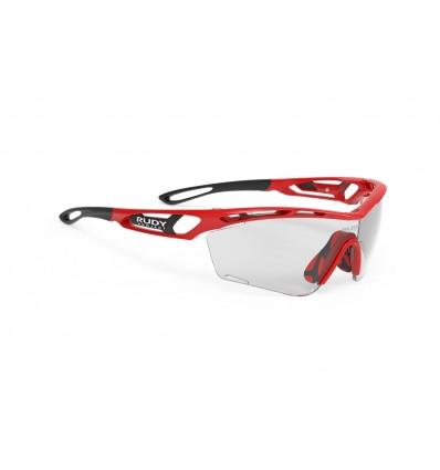 Rudy Project Tralyx Slim fotokroomsed prillid - fire red (ImpactX 2 Black)