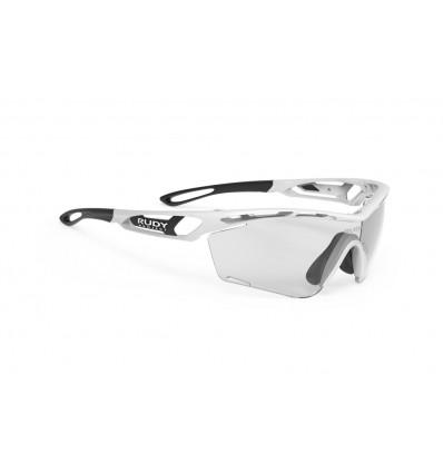 Rudy Project Tralyx Slim fotokroomsed prillid - white gloss (ImpactX 2 Black)
