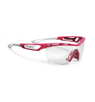 Rudy Project Tralyx Slim fotokroomsed prillid - rubin gloss (ImpactX 2 LS Black)