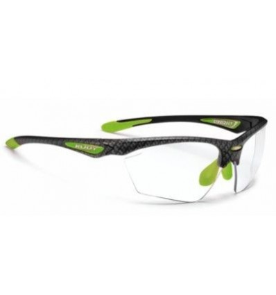 Rudy Project Stratofly prillid - carbonium/lime (Photoclear)