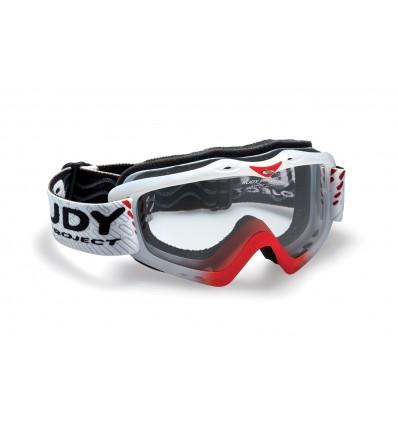Rudy Project Klonyx MX motomask - frozen crystal (transparent)