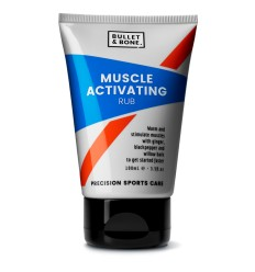 B&B Muscle Activating Rub soojenduskreem, 100ml