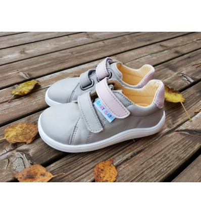 Baby Bare Febo Spring tossud - Grey/Pink