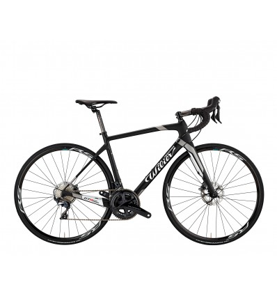 Wilier GTR TEAM Disc (105-RS170) maanteeratas, M - must