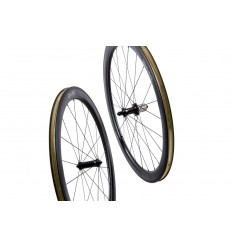 Hunt 50 Carbon Wide Aero maanteejooksud