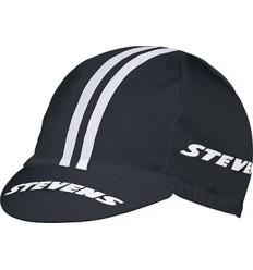 Stevens Equipe rattamüts - must/valge