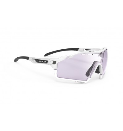 Rudy Project Cutline fotokroomsed prillid - white (ImpactX 2 LS Purple)