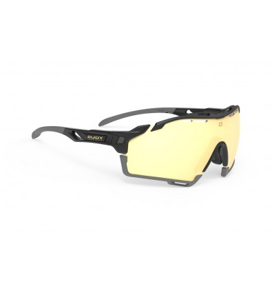 Rudy Project Cutline prillid - black gloss (multilaser gold)