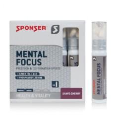 Sponser Mental Focus 5*25ml + 2kps