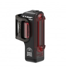Lezyne Strip Drive PRO LED tagatuli - must