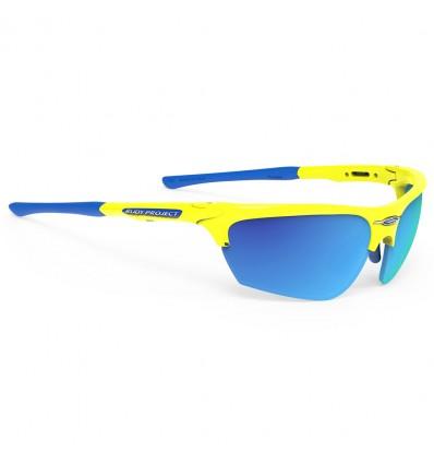 Rudy Project Noyz fotokroomsed prillid - yellow fluo (multilaser blue)