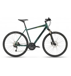 Stevens 5X Gent hübriidratas - deep green