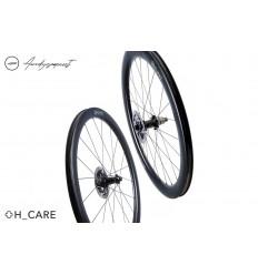 Hunt 4454 Aerodynamicist Carbon Disc maanteejooksud
