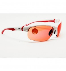 Rudy Project Jewel prillid - shiny white/red (racing red)