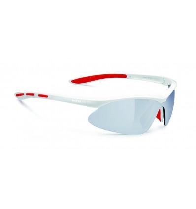 Rudy Project Flynt prillid - shiny white (laser black)