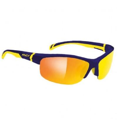 Rudy Project Jewel prillid - shiny navy blue/yellow (multilaser orange)