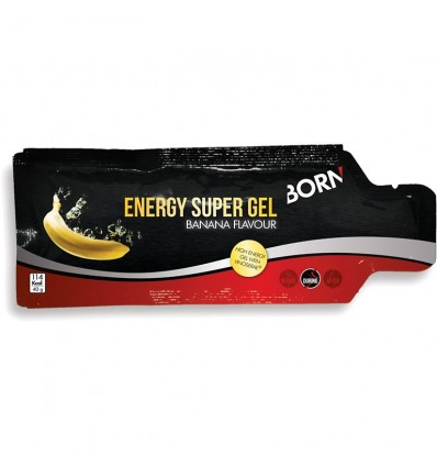 Born Energy Super Gel energiageel 40g