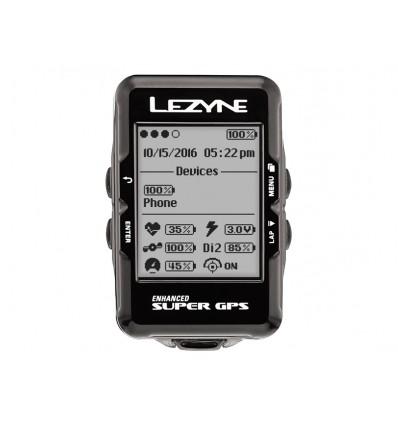Lezyne Super GPS rattakompuuter