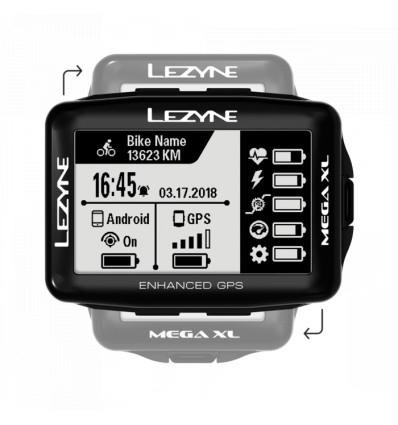 Lezyne Mega XL GPS rattakompuuter