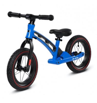 Micro Balance Bike Deluxe jooksuratas - sinine