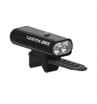 Lezyne Micro Drive PRO 800XL LED esituli