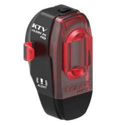 Lezyne KTV Pro Alert tagatuli - must