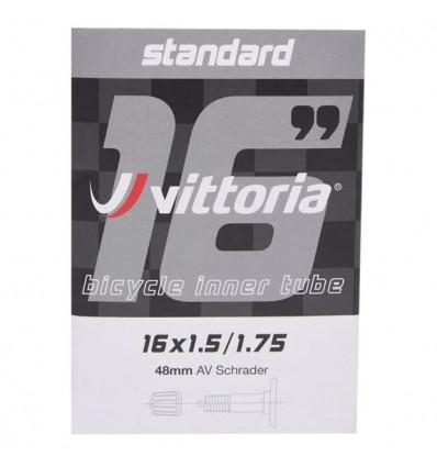 Vittoria Standard sisekumm autoventiiliga