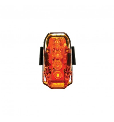 Lezyne Laser Drive (250lm) tagatuli - must