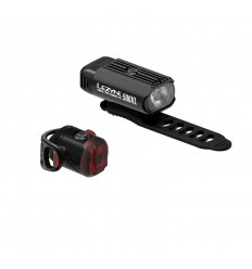 Lezyne Hecto Drive 500XL/Femto USB tulede komplekt - must