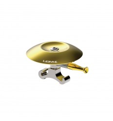 Lezyne Classic Shallow Brass rattakell - messing