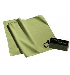 Cocoon Ultralight Microfiber rätik - roheline