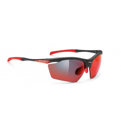 Rudy Project Agon prillid - graphite (multilaser red)
