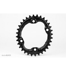 AbsoluteBlack Oval CX n/w 110/4 bcd hammasratas, must