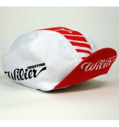 Wilier rattamüts - valge/punane