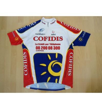 Cofidis Pro Team s/s rattasärk