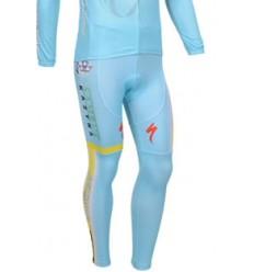 Astana Pro Team pikad rattapüksid (S, XL ja XXL)