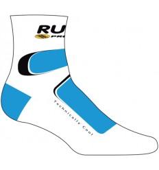 Rudy Project Teknoelastic Skinlife sokid - valge/sinine