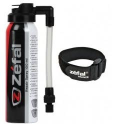 Zefal Repair Spray rehviparandusvaht 100ml + kinnitus