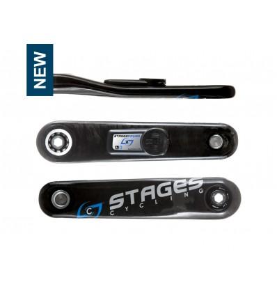 Stages Power Sram Carbon GXP MTB võimsusanduriga vänt