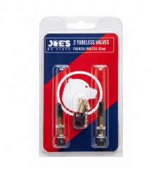 Joe's No Flats tubeless ventiilid