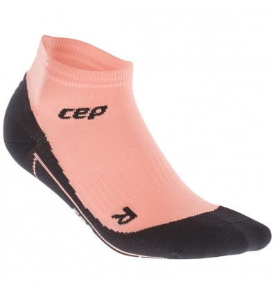 CEP roosad Low Cut spordisokid naistele